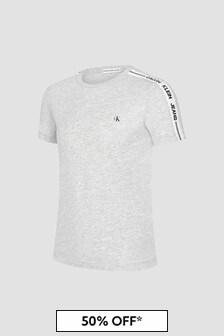 Calvin Klein Jeans Grey T-Shirt