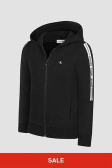 Calvin Klein Jeans Black Hoodie