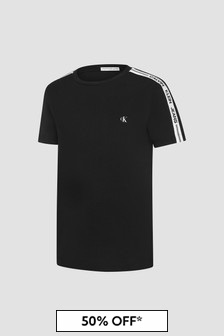 Calvin Klein Jeans Black T-Shirt