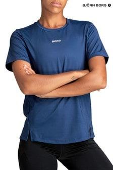 Bjorn Borg Womens BORG Regular Training T-Shirt