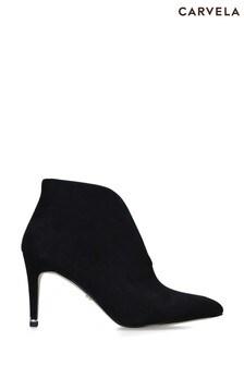 Carvela Black Sure Boots