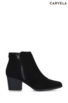 Carvela Comfort Black Tessa Boots
