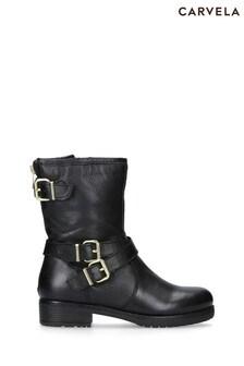 Carvela Black Soulful Boots