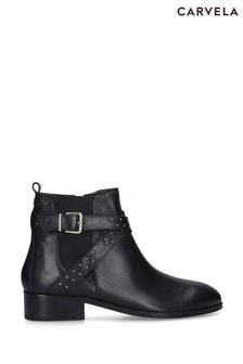 Carvela Black Truth Boots