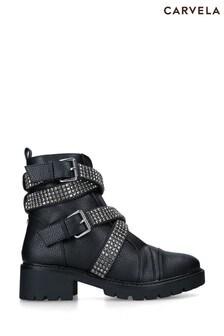 Carvela Black Siddy Boots