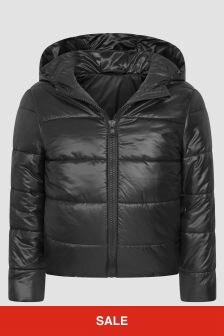Balmain Boys Black Jacket