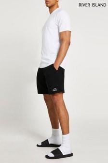 River Island White River T-Shirt And Shorts Set