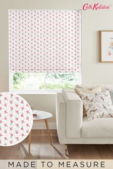 Cath Kidston Pink Provence Rose Made To Measure Roman Blind
