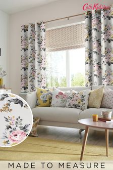 Cath Kidston Vintage Bunch Multi Made To Measure Curtains