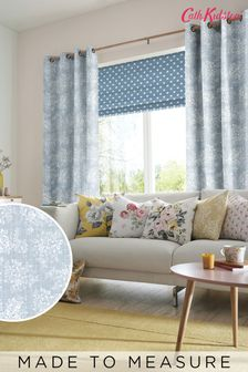 Cath Kidston Washed Rose Grey Made To Measure Curtains