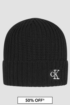 Calvin Klein Jeans Unisex Black Hat