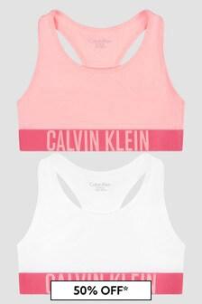 Calvin Klein Underwear Girls Bralette Set