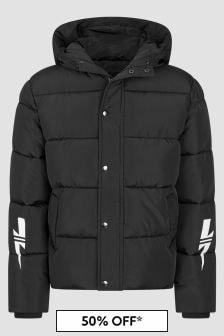 Neil Barrett Boys Black Jacket
