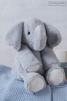 The White Company Kimbo Elephant Medium Toy