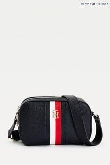 Tommy Hilfiger Blue Th Essence Camera Bag