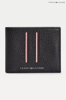 Tommy Hilfiger Black Downtown Mini Wallet