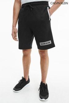 Calvin Klein Black Woven Shorts