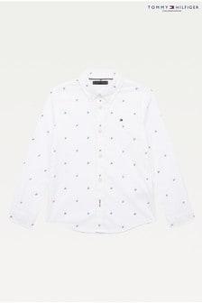Tommy Hilfiger Th Mini All Over Print Shirt