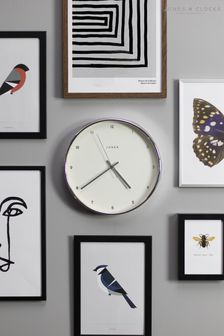 Jones Clocks Studio Wall Clock