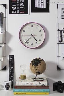 Jones Clocks Jam Wall Clock