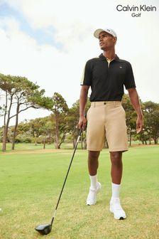 Calvin Klein Golf Bullet Regular Fit Stretch Shorts