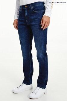 Tommy Hilfiger Blue Mercer Regular Denim Pants