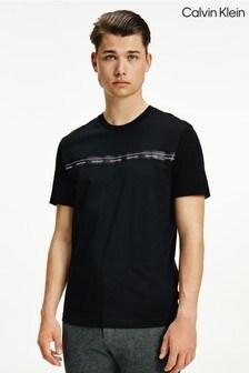 Calvin Klein Logo Stripe T-Shirt