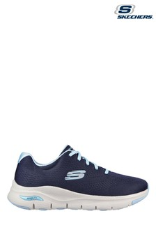 Skechers Blue Arch Fit Big Appeal Trainers