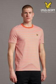 Lyle & Scott 2 Colour Stripe T-Shirt