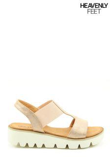 Heavenly Feet Ritz Ladies Sandals