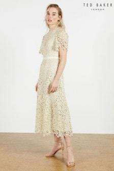 Ted Baker Aldorra Midi Lace Dress