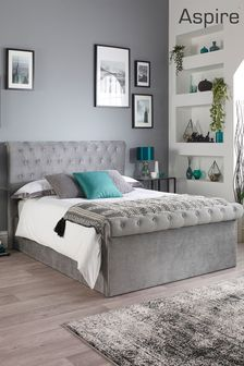 Chesterfield Ottoman Bed By Aspire