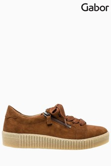 Gabor Wisdom New Whiskey Suede Casual Shoes