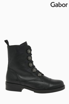 Gabor Lady Military Ankle Boots