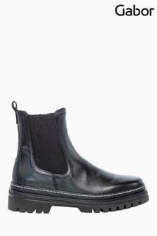 Gabor Gazania Leather Chelsea Boots