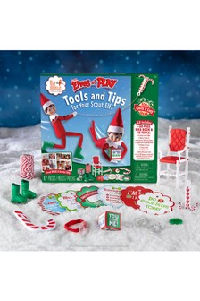 The Elf on the Shelf Scout Elves at Play Tools Tips