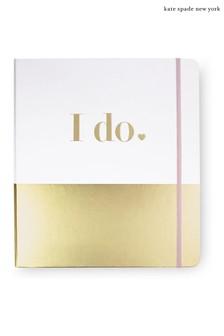 kate spade new york 'I Do' Bridal Planner