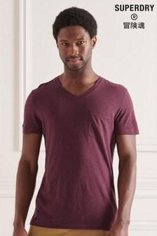 Superdry Pocket V-Neck T-Shirt