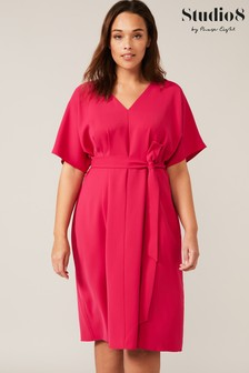 Studio 8 Pink Becky Kimono Dress