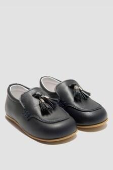 Andanines Boys Blue Shoes