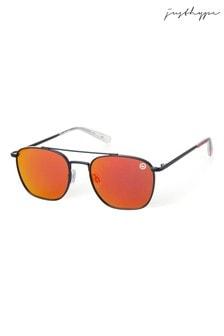 Hype. Lad Square Aviator Style Sunglasses