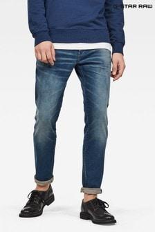 G-Star Blue 3301 Slim Joane R Stretch Jeans