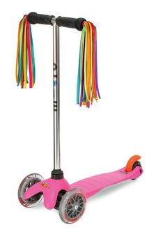 Micro Scooter Multi Rainbow Ribbons