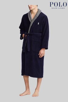 Polo Ralph Lauren Back Logo Dressing Gown