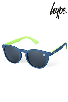 Hype. Round Frame Sunglasses