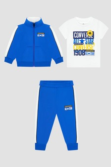 Converse Baby Boys Blue Tracksuit