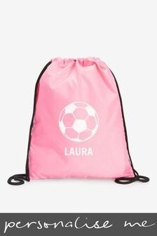 Personalised Sports PE Gym Drawstring Bag