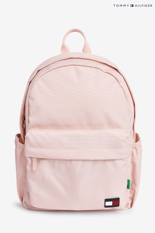 Tommy Hilfiger Pink Core Backpack
