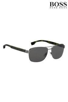 BOSS Dark Grey Sunglasses