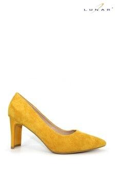 Lunar Pistachio Court Shoes